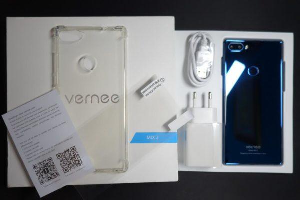 Vernee MIX 2 M2