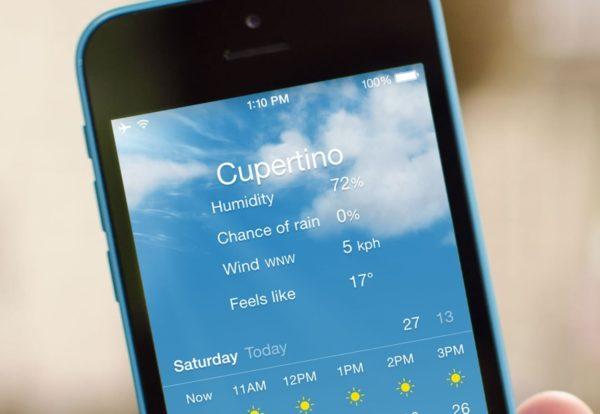 App meteo iPhone: le migliori da usare
