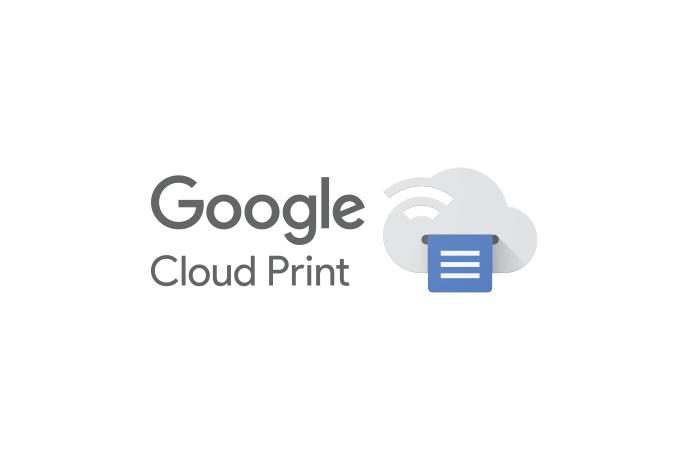 Come aggiungere stampante a Google Cloud Print 1
