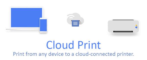 Come aggiungere stampante a Google Cloud Print