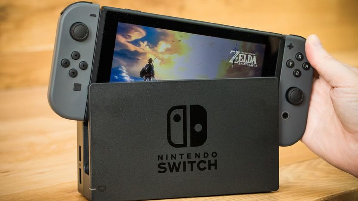 Come collegare la Nintendo Switch alla TV 1