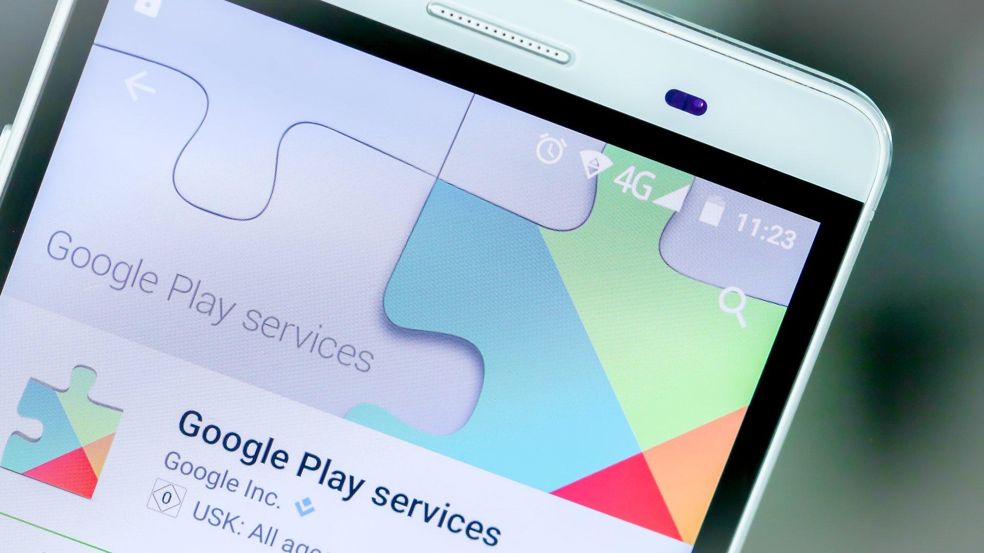 Come disinstallare Google Play Services 1