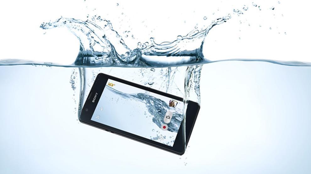 Come fare foto sotto acqua 1