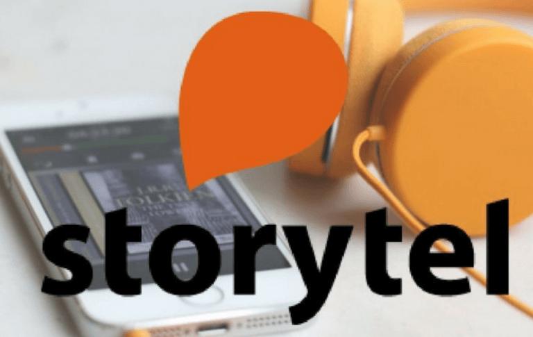 Come funziona Storytel 1