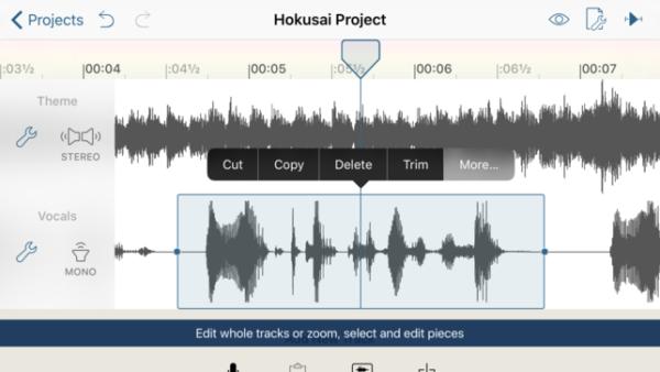 Come tagliare canzoni su iPhone e iPad