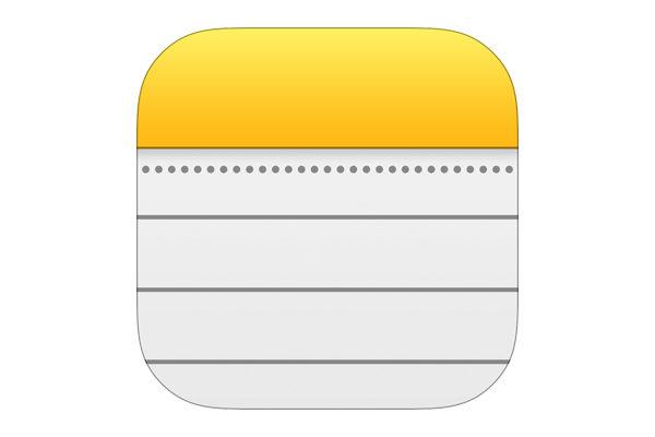 Come usare le note di iOS su Windows