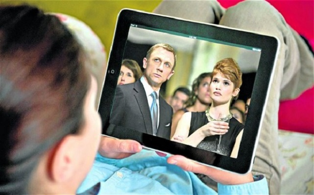 Come vedere film in streaming su tablet 2