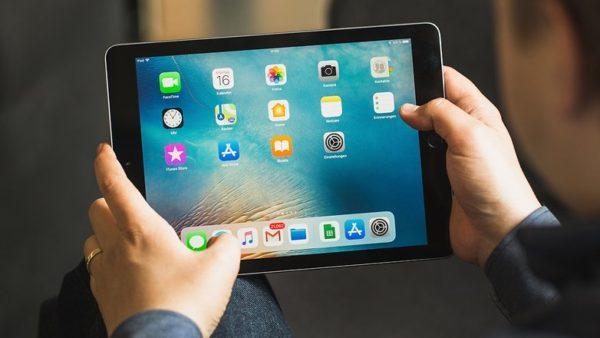 Come vedere modello iPad