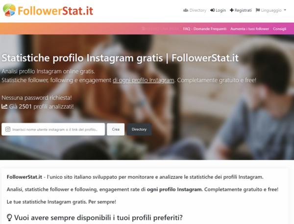 FollowerStat.it Instagram Insights 1