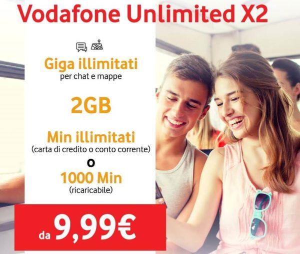 Offerte Vodafone Mobile gennaio 2019