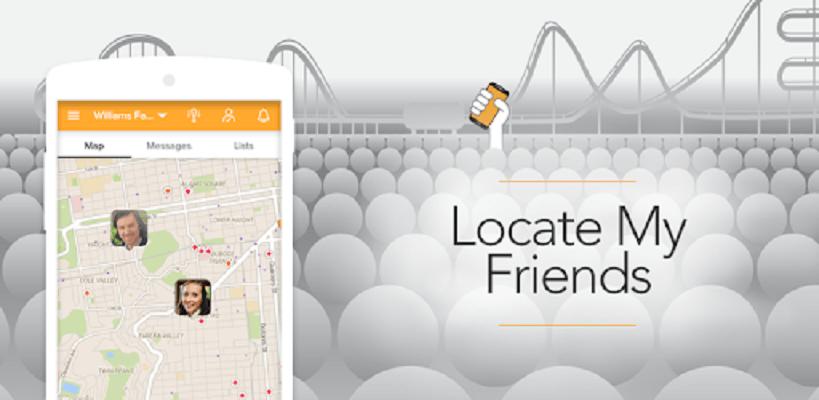 Trova Amici Android come funziona 1