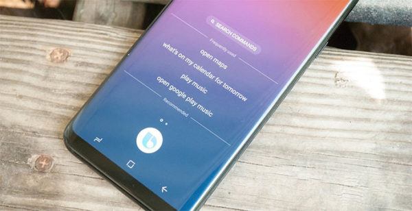 bixby assistenti vocali per Android