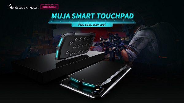 muja gampad handscape CES 2019