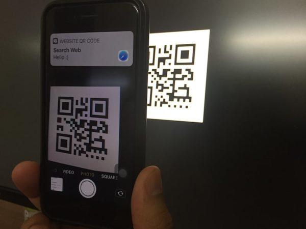 Scannerizzare con iPhone