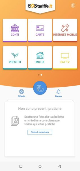 sostariffe app