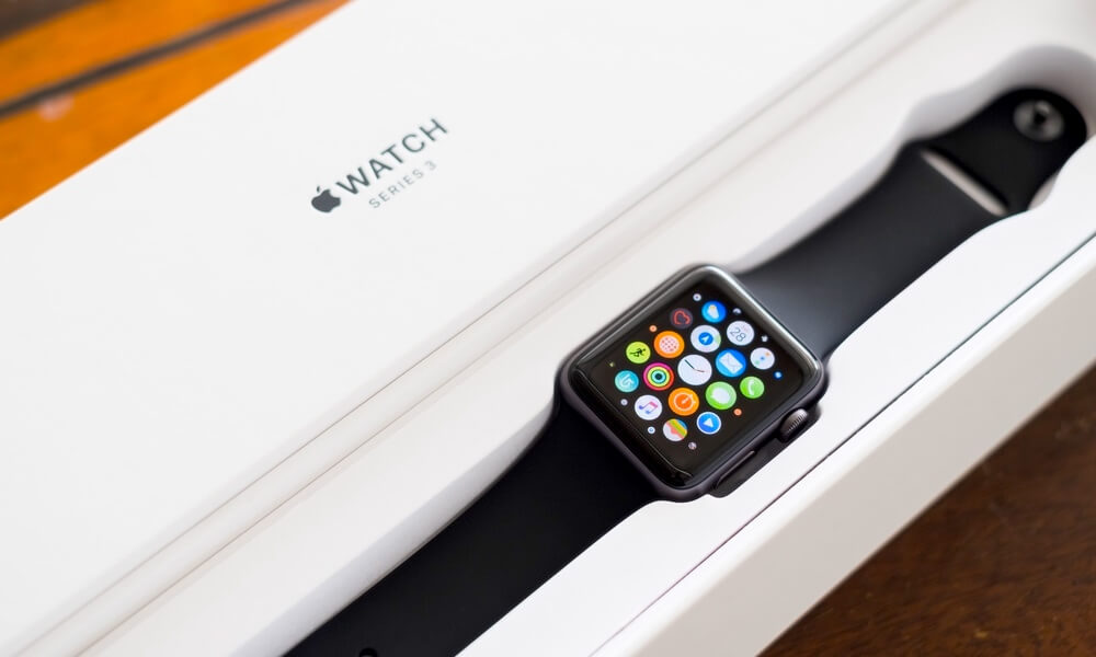 Apple Watch non si accende soluzioni 1