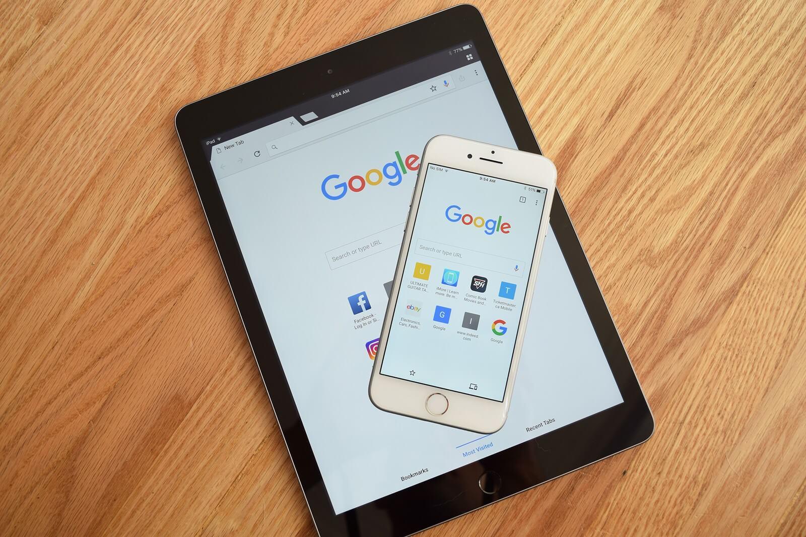 Come aggiungere motore di ricerca a Chrome su iOS 1