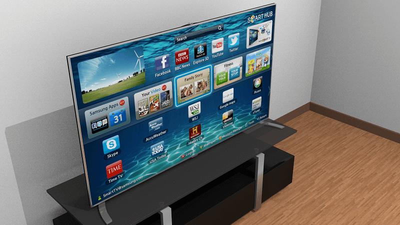 Come cambiare DNS su Smart TV Samsung 1