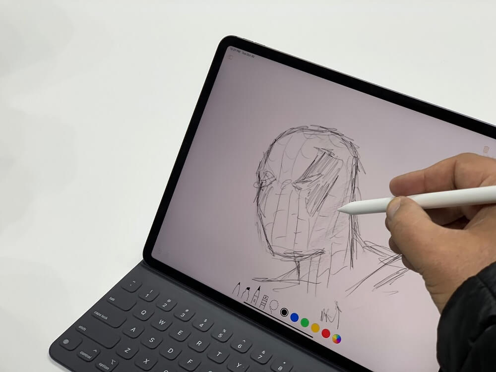 Come collegare Apple Pencil 2