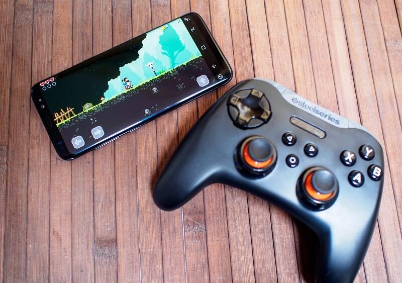 Come collegare joystick ad Android 1