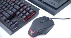 Come collegare mouse e tastiera alla PS4