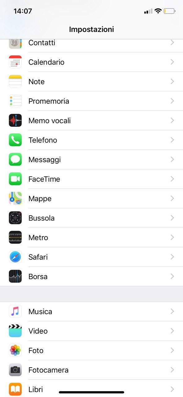 Come liberare spazio Altro su iPhone-Screenshot1