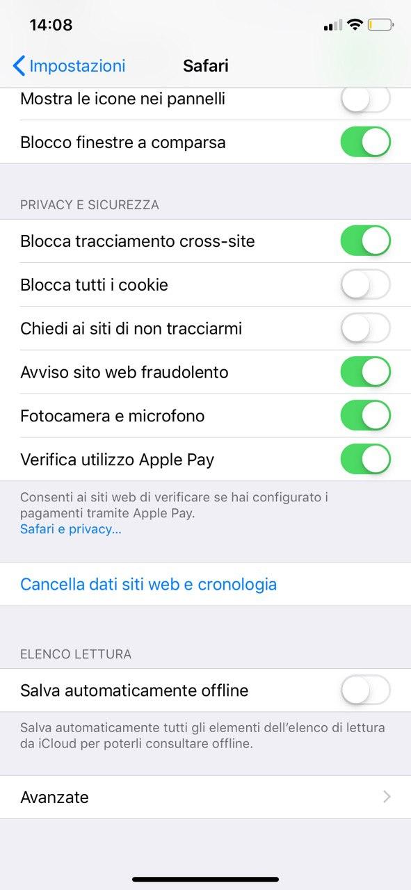 Come liberare spazio Altro su iPhone-Screenshot2
