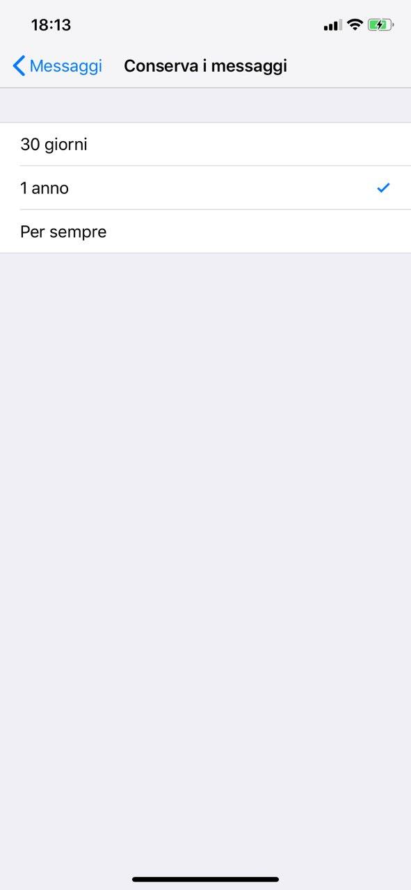 Come liberare spazio Altro su iPhone-screenshot6