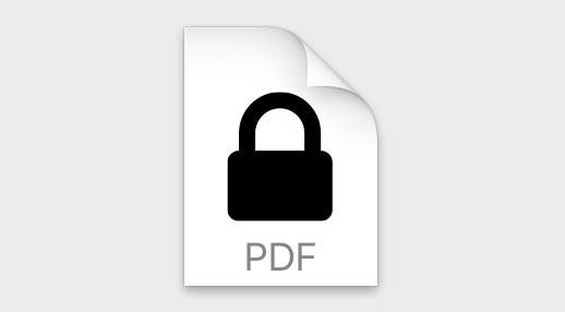Come proteggere PDF con password su Mac