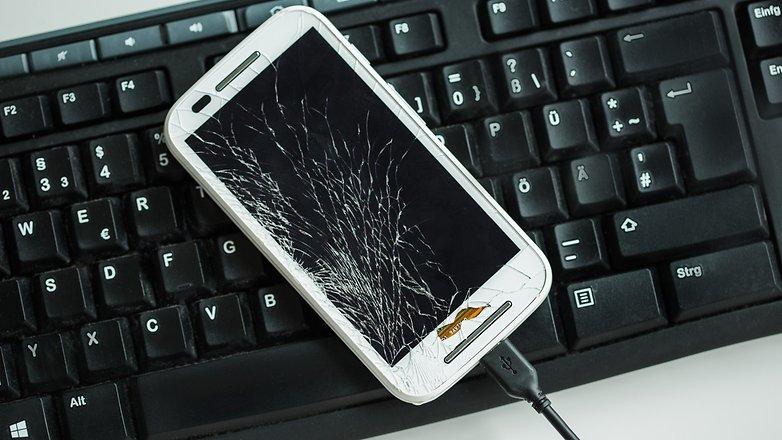 Come recuperare dati da un telefono rotto 2