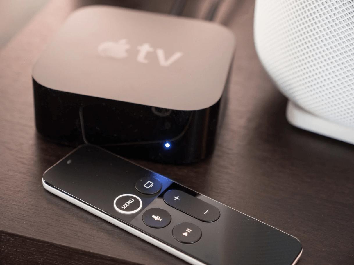 Come resettare Apple TV 1