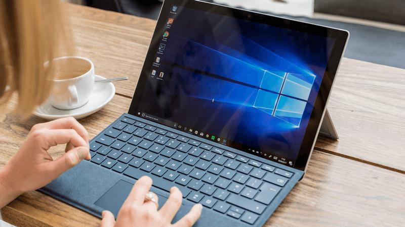 Come rimuovere frecce blu dalle icone su Windows 10 1