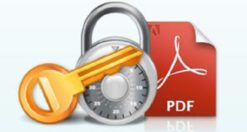 Come rimuovere password PDF