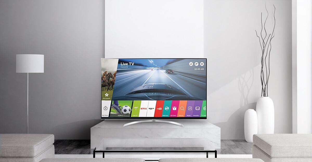 Come scaricare app su Smart TV LG 1