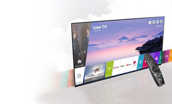 Come scaricare app su Smart TV LG