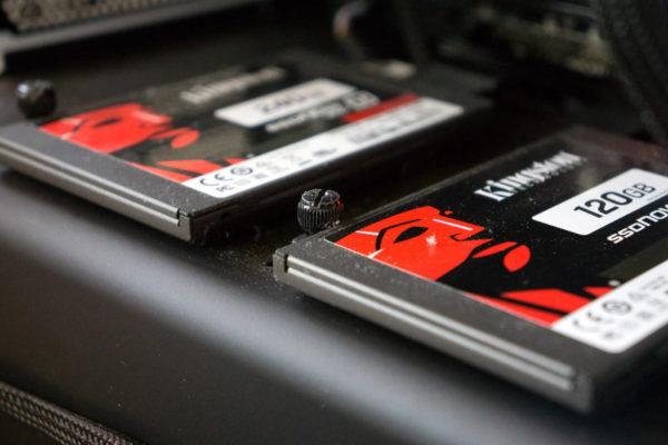 Come sostituire un hard disk con un SSD