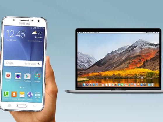 Come trasferire file da Samsung a Mac e1549330996740