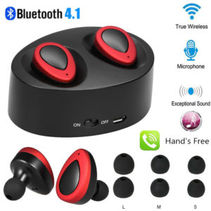 True TWS Wireless Earbuds Auricolari Bluetooth