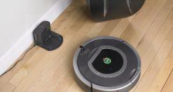 aspirapolvere automatico - robot apsirapolvere