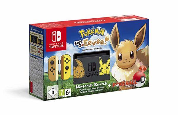 giochi pokémon nintendo switch