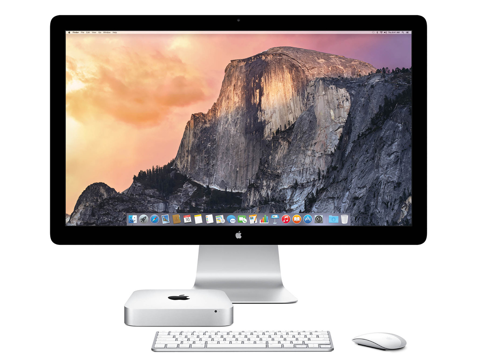 monitor mac mini