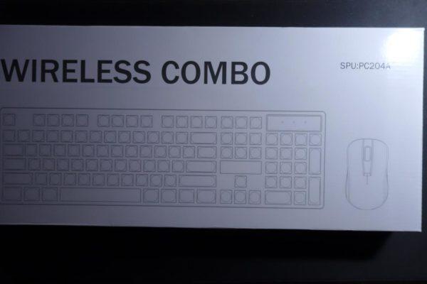 kit tastiera mouse topelek