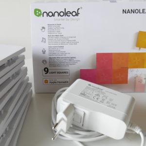 Nanoleaf Canvas Recensione