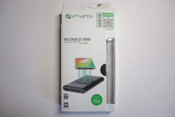4smarts volthub power bank wireless