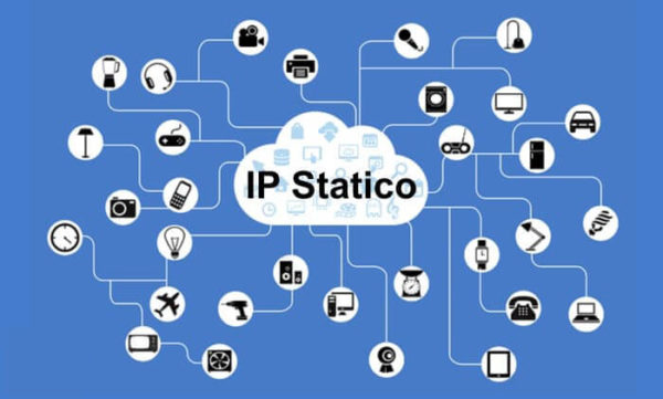 Come assegnare un IP statico