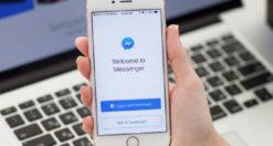 Come usare tema scuro su Facebook Messenger (Dark Mode)