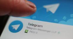 Come cancellare messaggi ricevuti Telegram