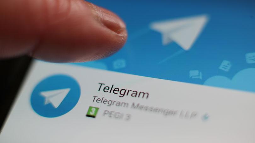 Come cancellare messaggi ricevuti Telegram 1