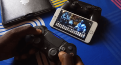 Come giocare a giochi PlayStation su iPhone e iPad