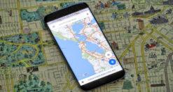 Come prevedere il traffico su Google Maps